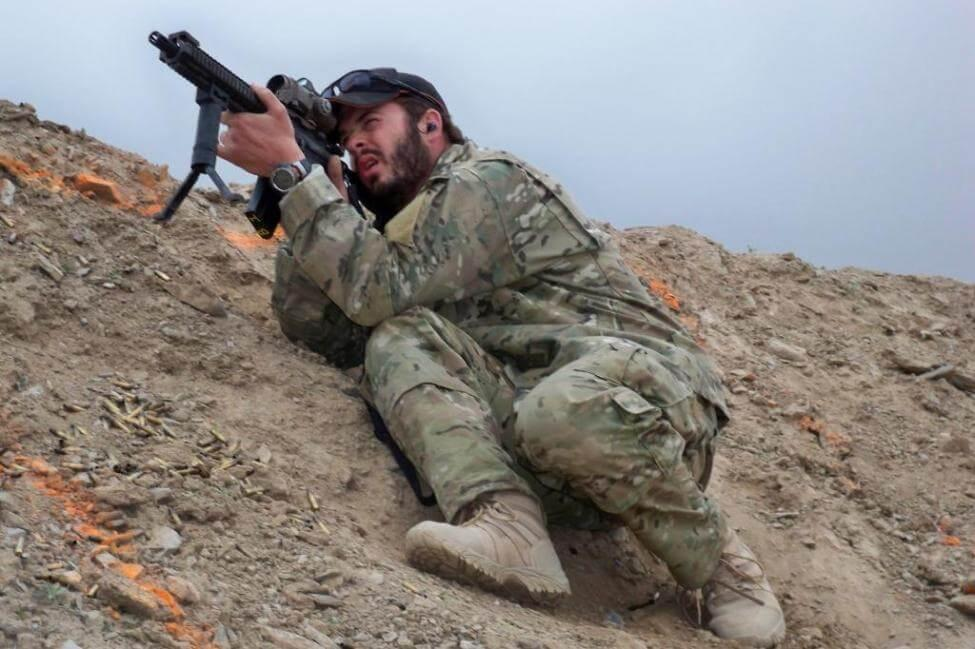 Master Sgt. Matthew Williams (Photo: U.S. Army)