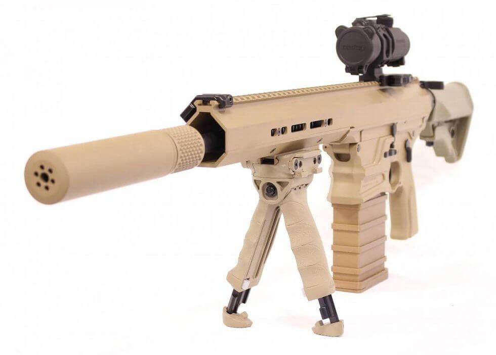 Mars Inc. / Cobalt Kinetics NGSW-R Carbine 1