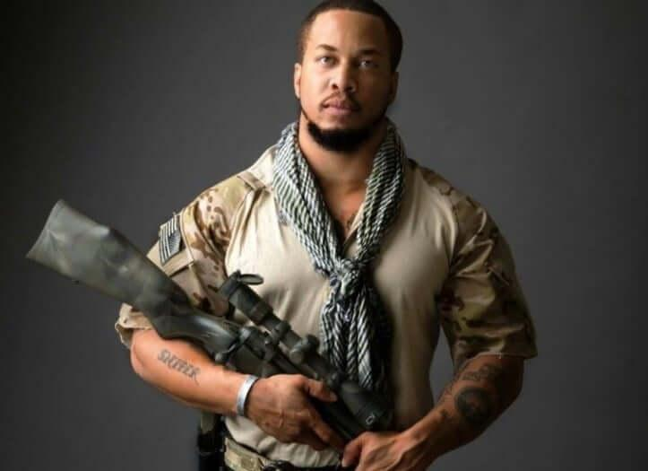 Nicholas Irving is the Reaper - a deadliest Army Ranger in history 1
