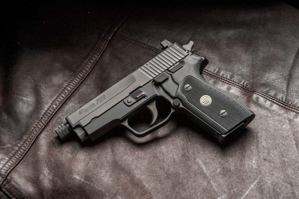 Sig-Sauer Model P225 Auto Pistol 1