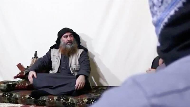 Abu Bakr al-Baghdadi killed in Delta Force raid in Syria