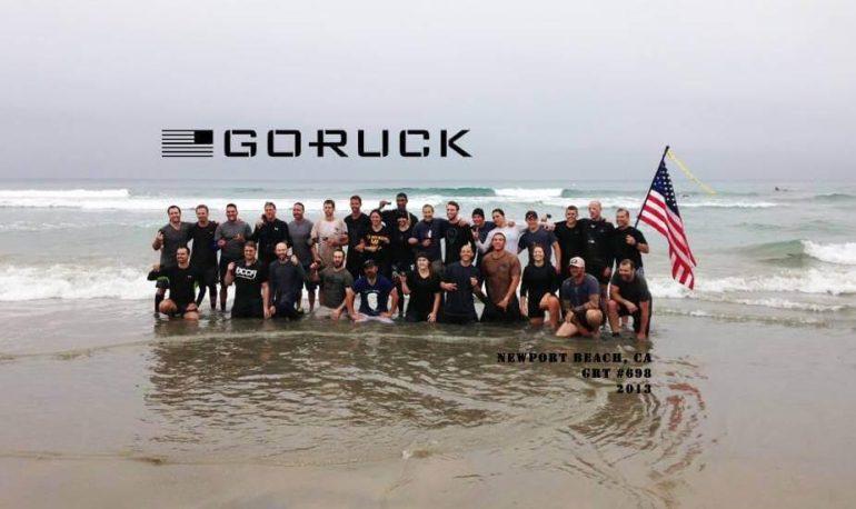 Green Beret inspires fitness gear revolution with GoRuck 1