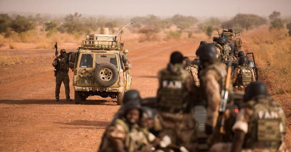 Green Berets in Africa (Niger)