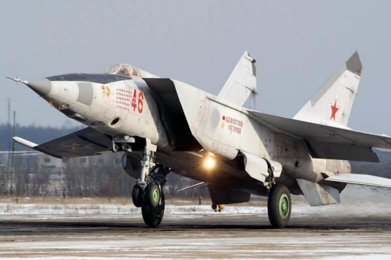 The MiG-25 built more than 50 years ago is still the world's fastest fighter jet 1