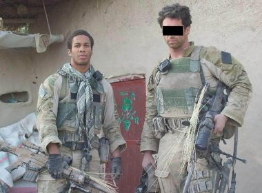 Nicholas Irving is the Reaper - a deadliest Army Ranger in history