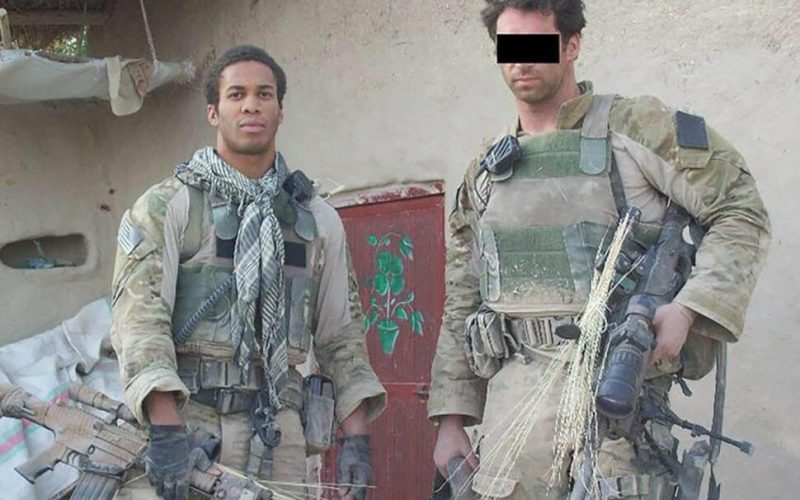 Nicholas Irving is the Reaper - a deadliest Army Ranger in history 3