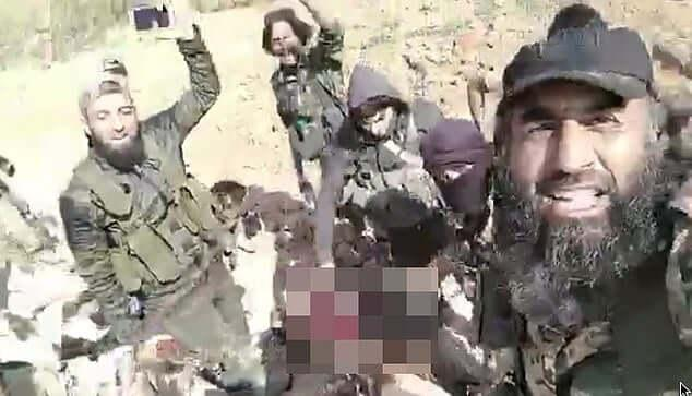 The video of alleged war crimes during Turkey's military operation in Syria has emerged 4
