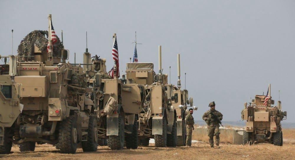 U.S. Special Operations Forces withdrawn from northern Syria on their way to western Iraq 1