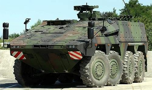 British Army ordered a new contingent of Boxer MRAVs 1