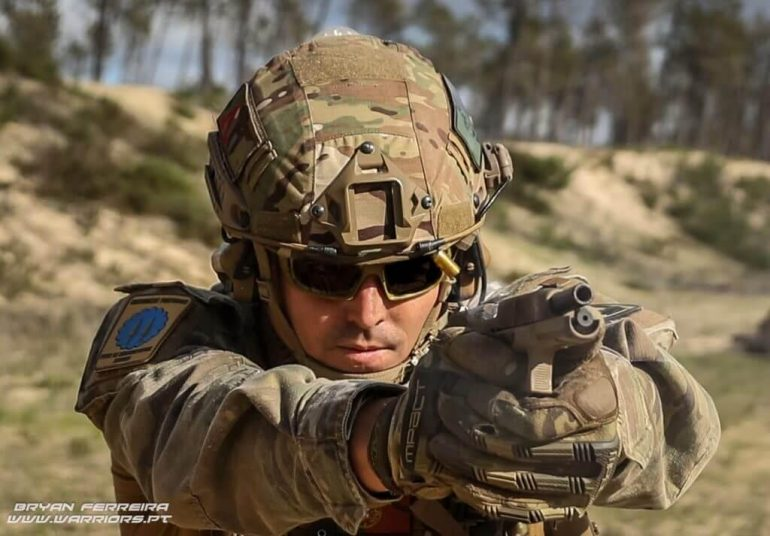 Portuguese Army Adopts Glock 17 Gen5 Coyote 1