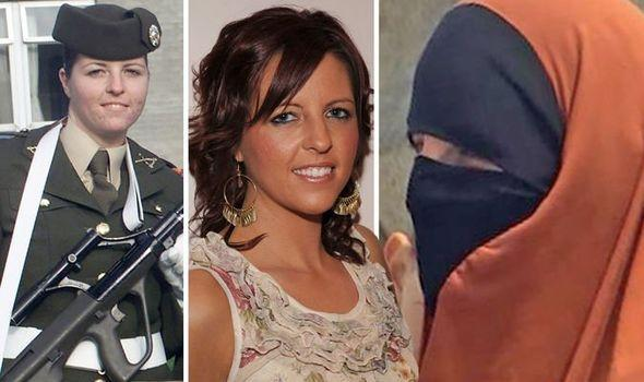 """Lisa Smith was a former Irish soldier and so-called """"ISIS bride"""""""