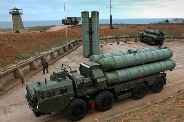 Saudi Arabia reportedly to buy S-400 Triumph 1