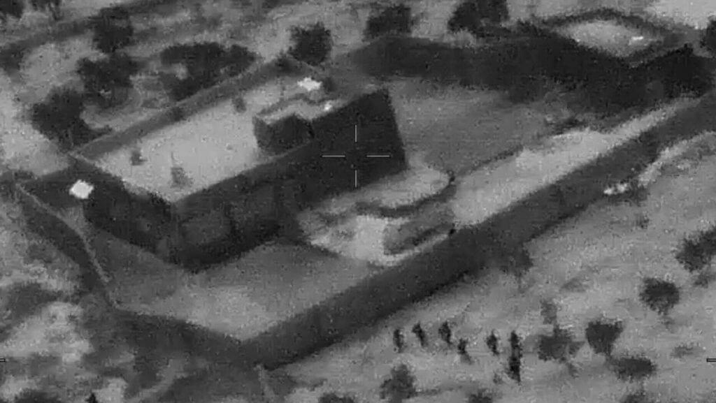 Operation that took out al-Baghdadi, raid carried out by Delta Force and Army Rangers