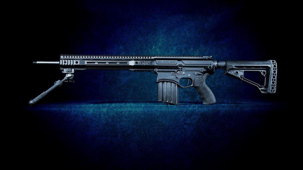 Meet the Deadly AR-500 Rifle: An AR-15 On Steroids? 3