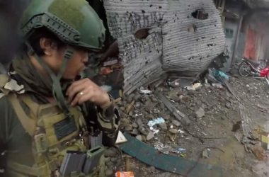 Battle of Marawi - a longest urban battle in Philippines modern history 5