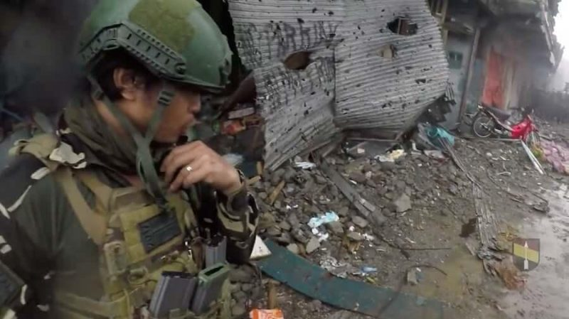 Battle of Marawi - a longest urban battle in Philippines modern history 1