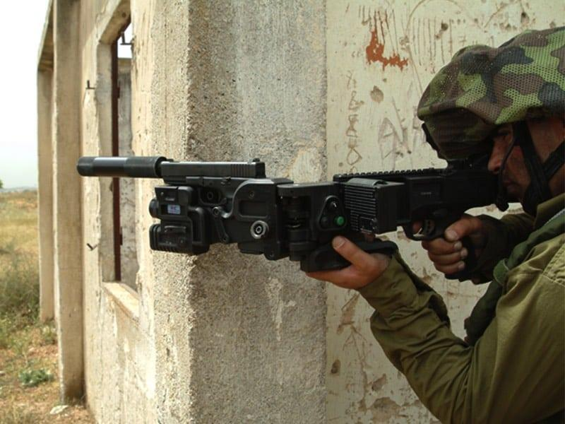 CornerShot is Israeli-made weapon system useful for close combat