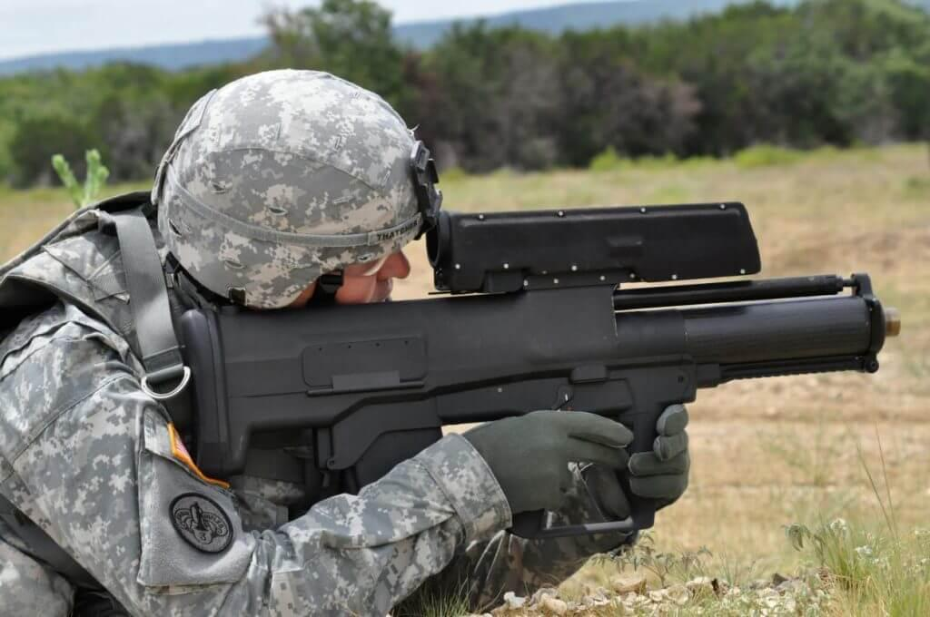 Meet the XM25 Grenade Launcher: The Ultimate Weapon the U.S. Army Said No To 5