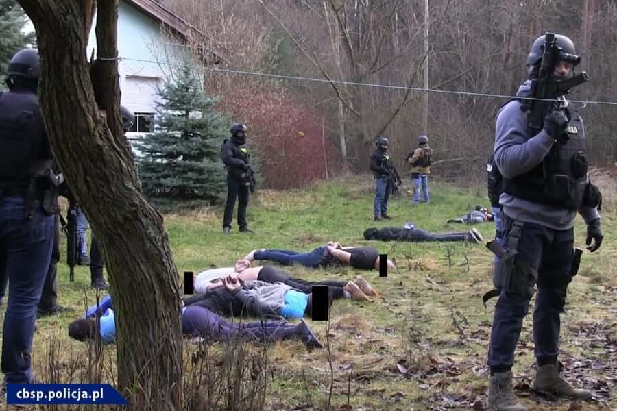 Largest drug bust in 30 years in Poland 1