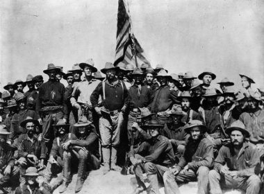 Theodore Roosevelt Medal of Honor Rough Riders