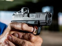 Springfield Hellcat: The World's Highest Capacity Micro-Compact 2020 image
