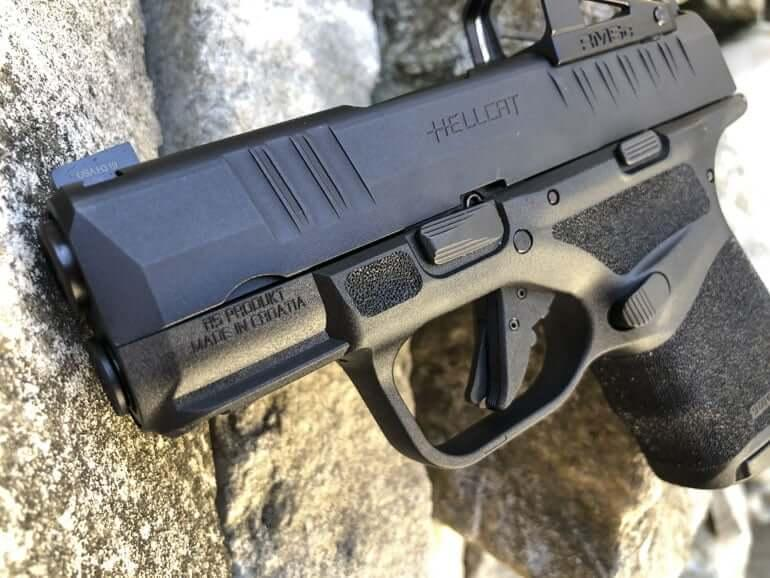 Springfield Hellcat: The World's Highest Capacity Micro-Compact 4