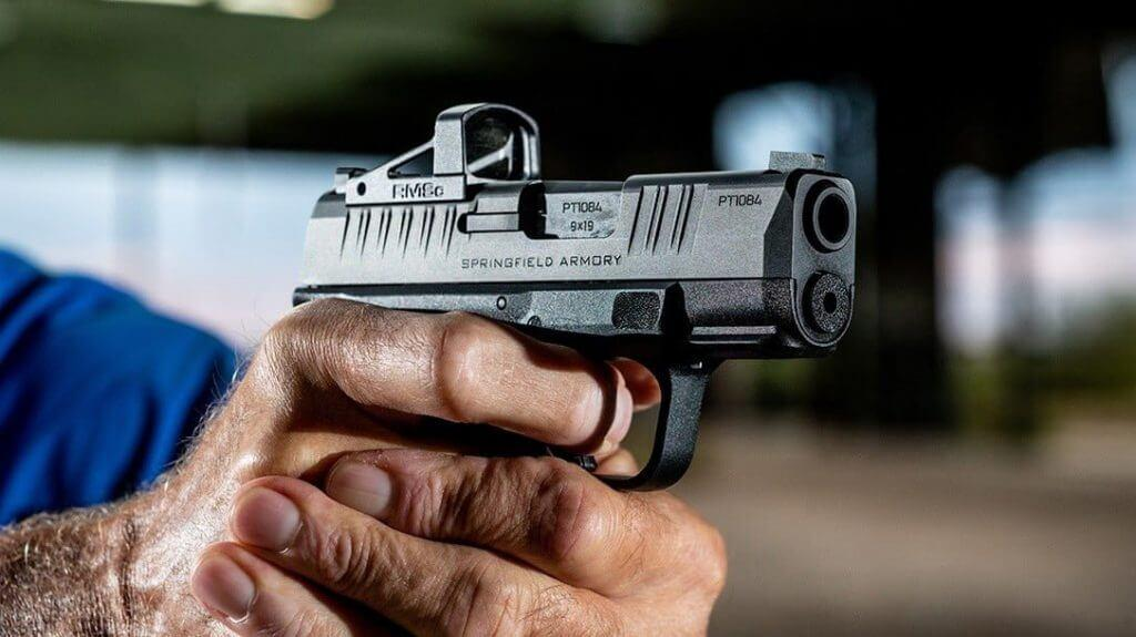 Springfield Hellcat: The World's Highest Capacity Micro-Compact 1