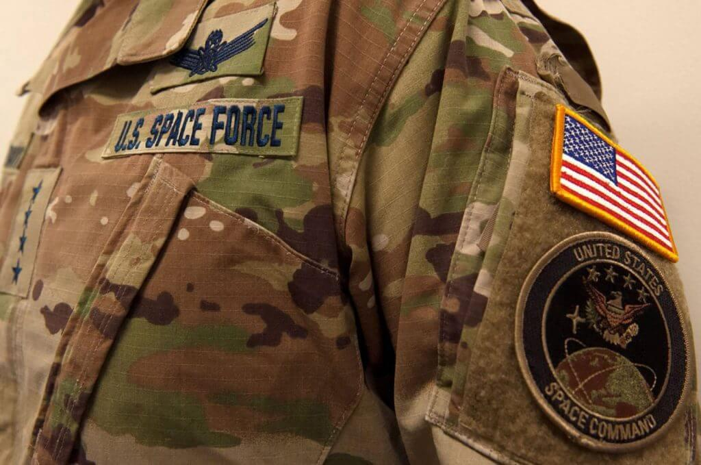 New uniform for Space Forces triggers debate on Social Media 13