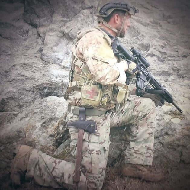MSG Kevin Holland, former DEVGRU and Delta Force operator