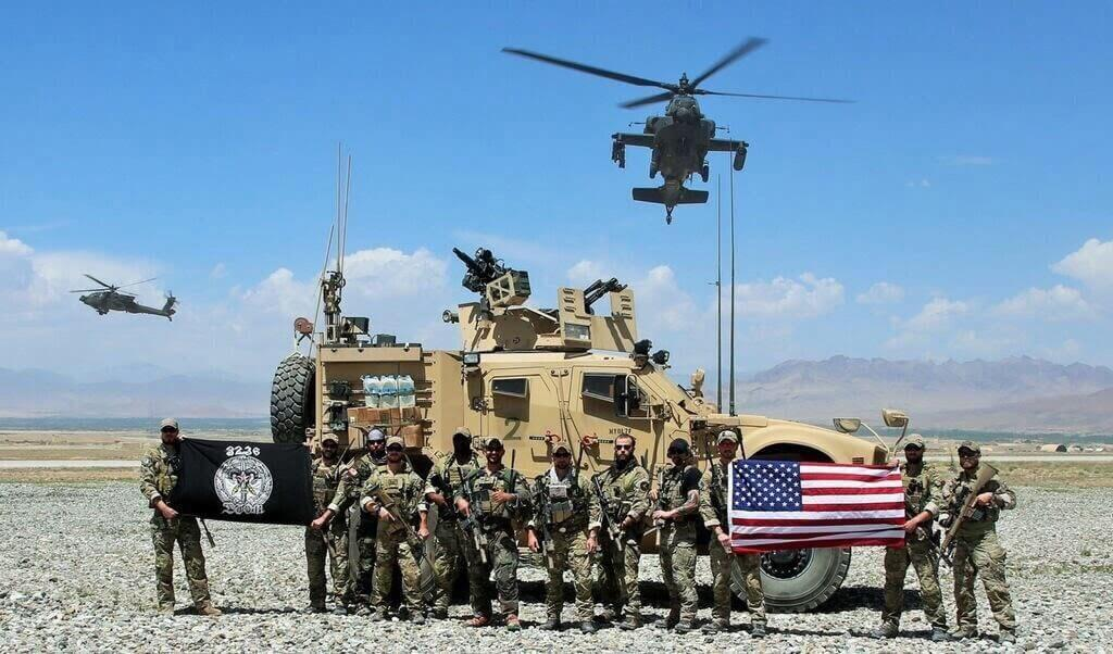 Green Berets: Up to 100,000$ per reenlistment bonus in Special Forces