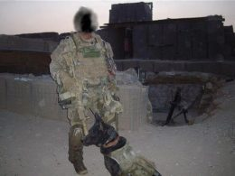 British SAS soldiers are under strict orders to keep the elite unit's activities a secret
