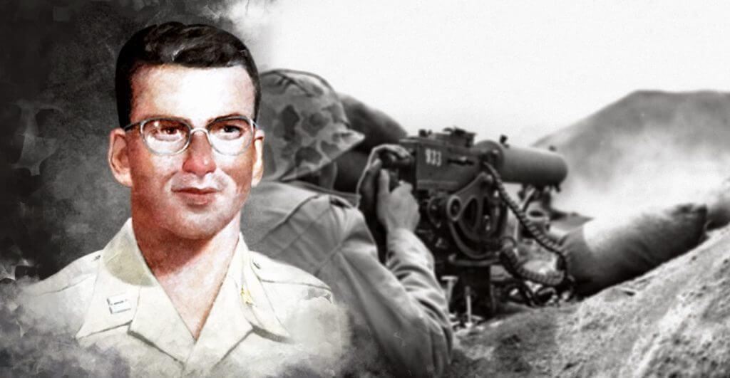 Ben Salomon's Last Stand: Medal of Honor for American dentist and U.S. Army Medic for his brave actions