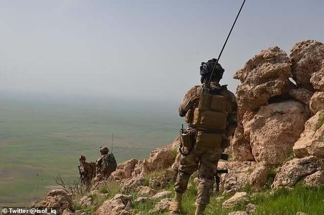 Marine Raiders engaged in firefight in Iraq 2020
