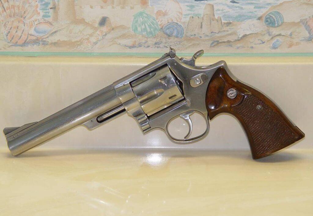 Astra .44 Magnum Revolver