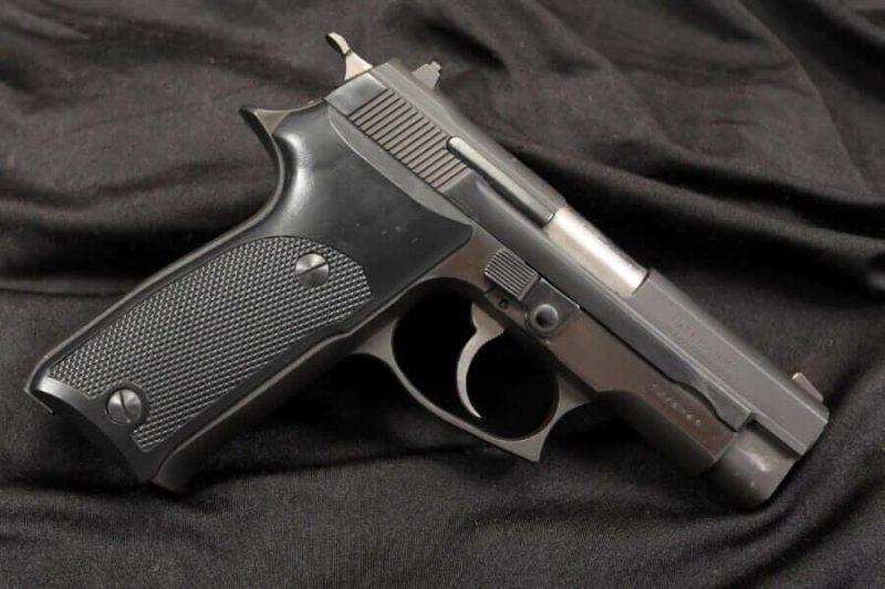 Astra A-80 Pistol