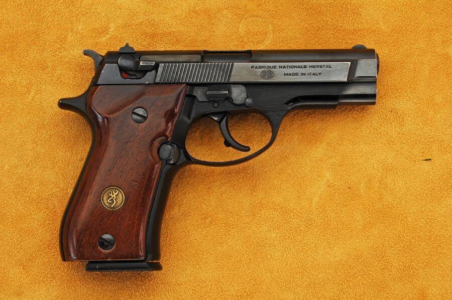 Browning BDA 380 Auto Pistol