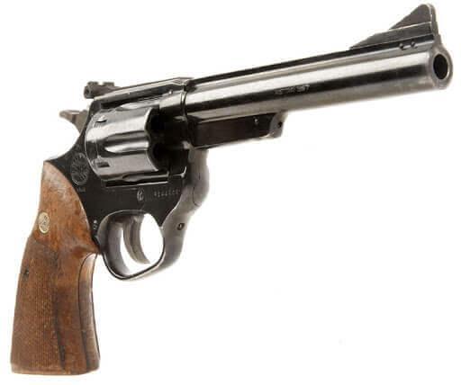 Astra .357 Revolver