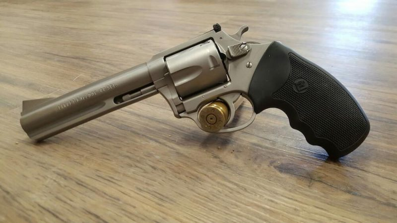 Charter Arms Target Bulldog Revolver .44 Special