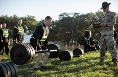 military fitness exercises