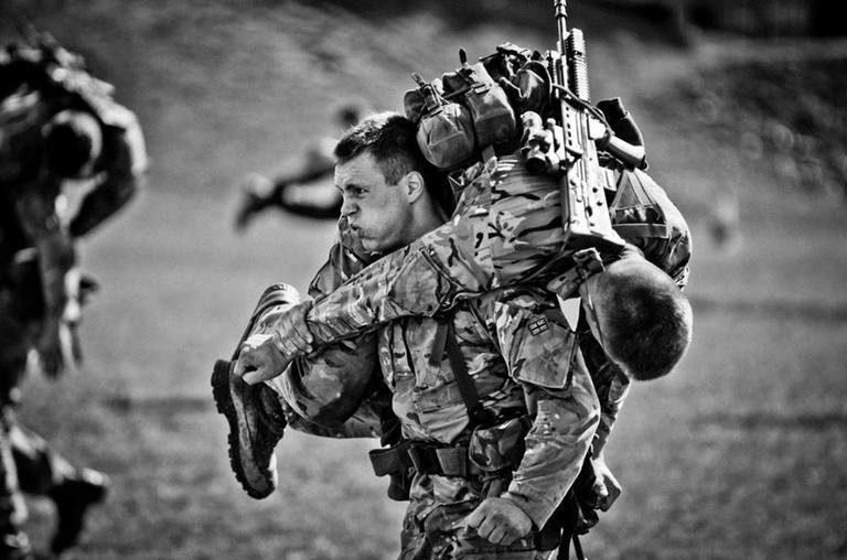 Military Fitness: Training for Special Forces