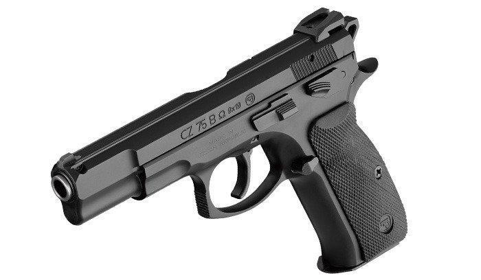 Ceska Zbrojovka CZ 75 pistol