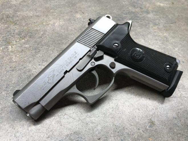 Colt Double Eagle Officer's Lightweight pistol