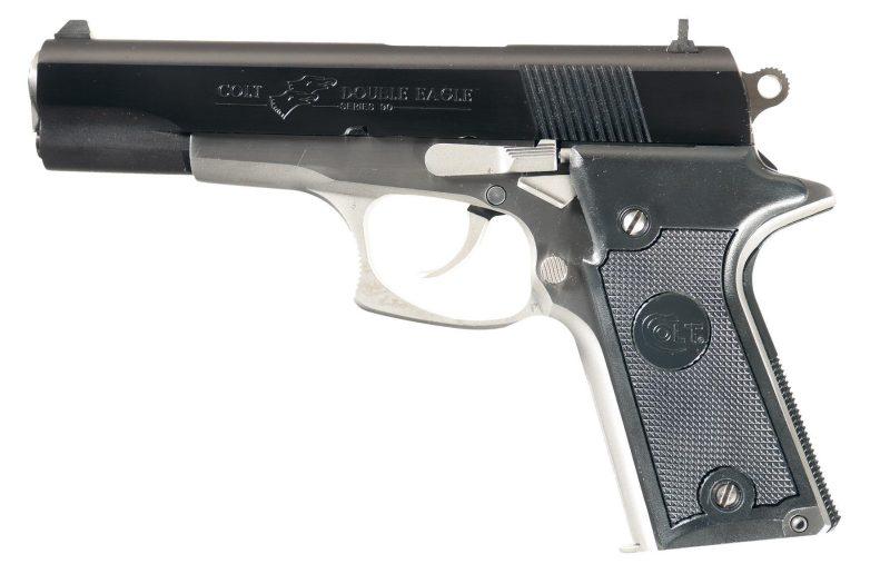 Colt Double Eagle pistol 45 ACP