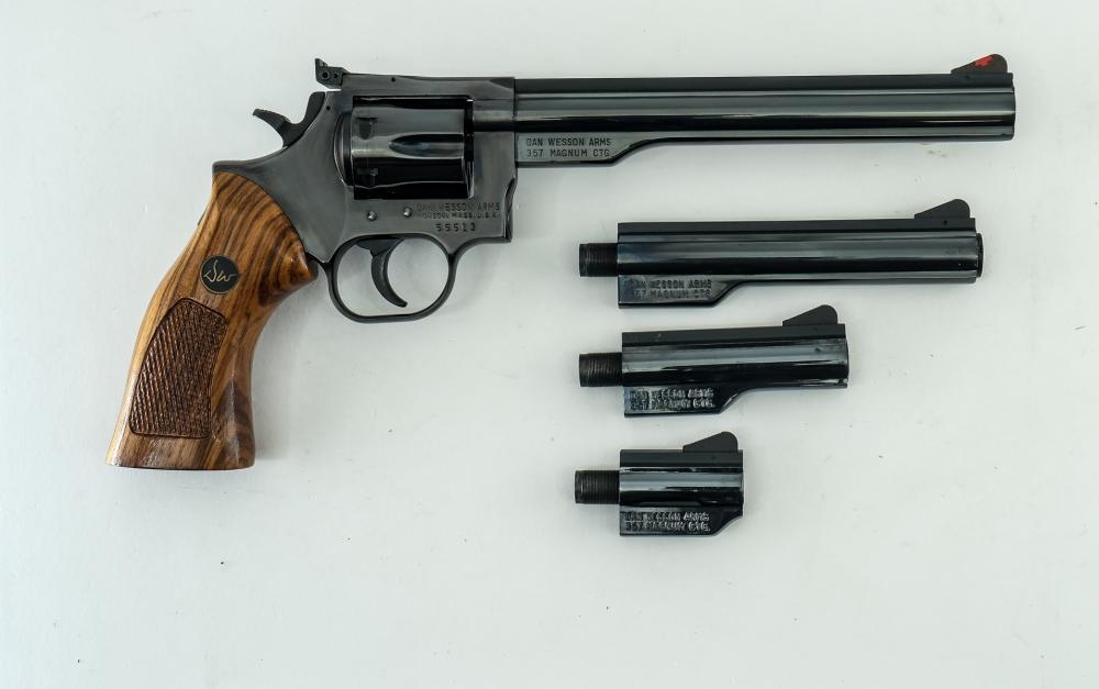 Dan Wesson Model 14 Pistol-Pack