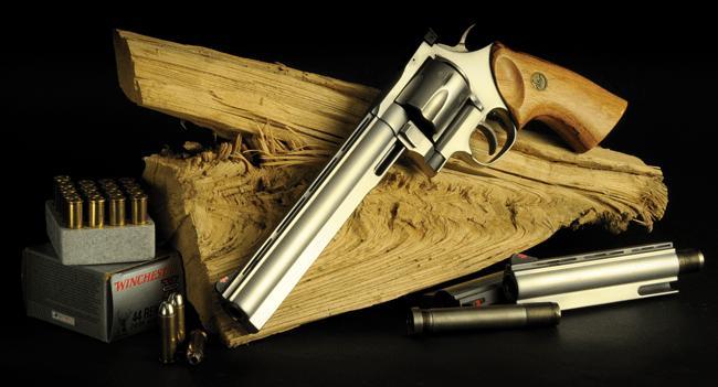 Dan Wesson Pistol-Pack revolver