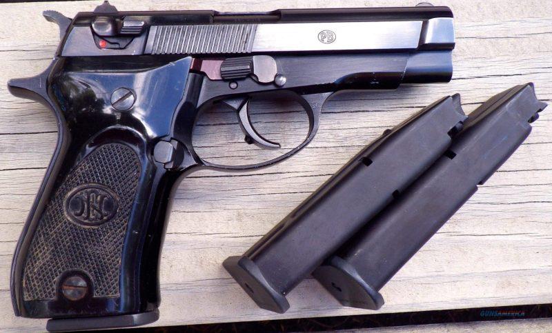 FN 140DA auto pistol