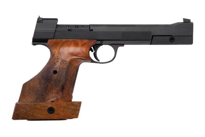 Hammerli 215 Target Auto Pistol