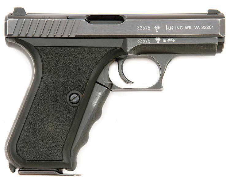 Heckler & Koch P7 - Polizei Selbstalder Pistole