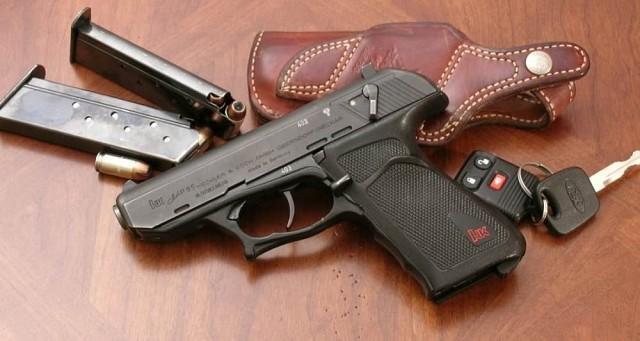 Heckler & Koch P9S Auto Pistol