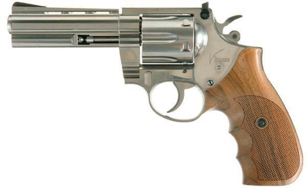Korth Combat chambered in .357 Magnum caliber is one of the most expensive revolvers on the market